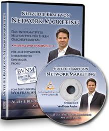Nutze die Kraft des Network Marketing - DVD