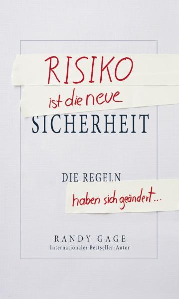 Risiko ist die neue Sicherkeit (Kindle Version)