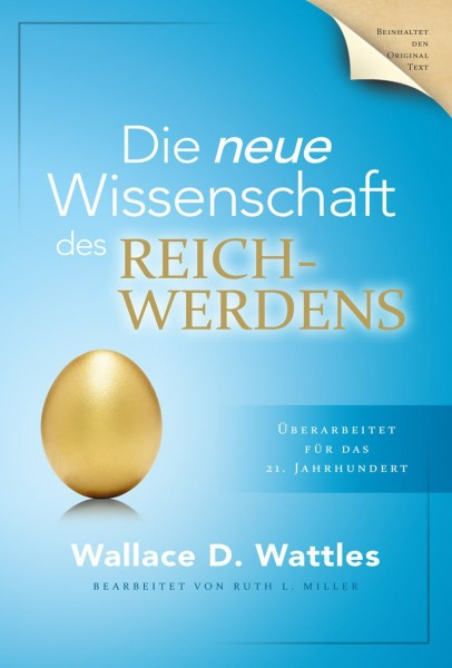 Die NEUE Wissenschaft des Reichwerdens (Kindle)