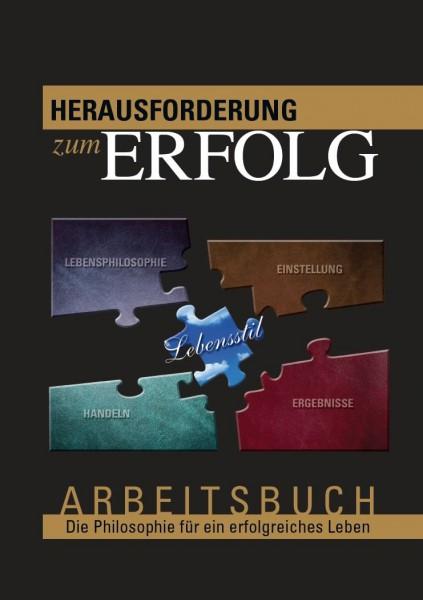 """Arbeitsbuch zu """"Herausforderung zum Erfolg"""""""