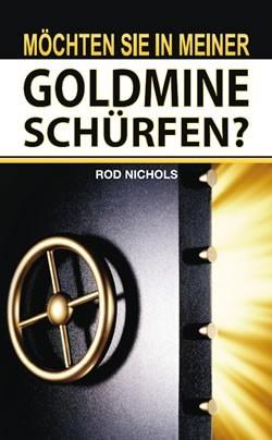 """Booklet """"Möchten Sie in meiner Goldmine schürfen?"""" (5 Stk.)"""
