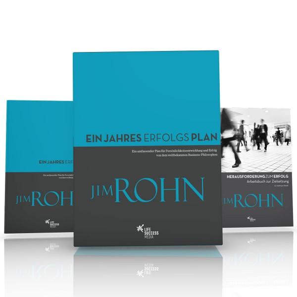 Ein Jahres Erfolgs Plan von Jim Rohn