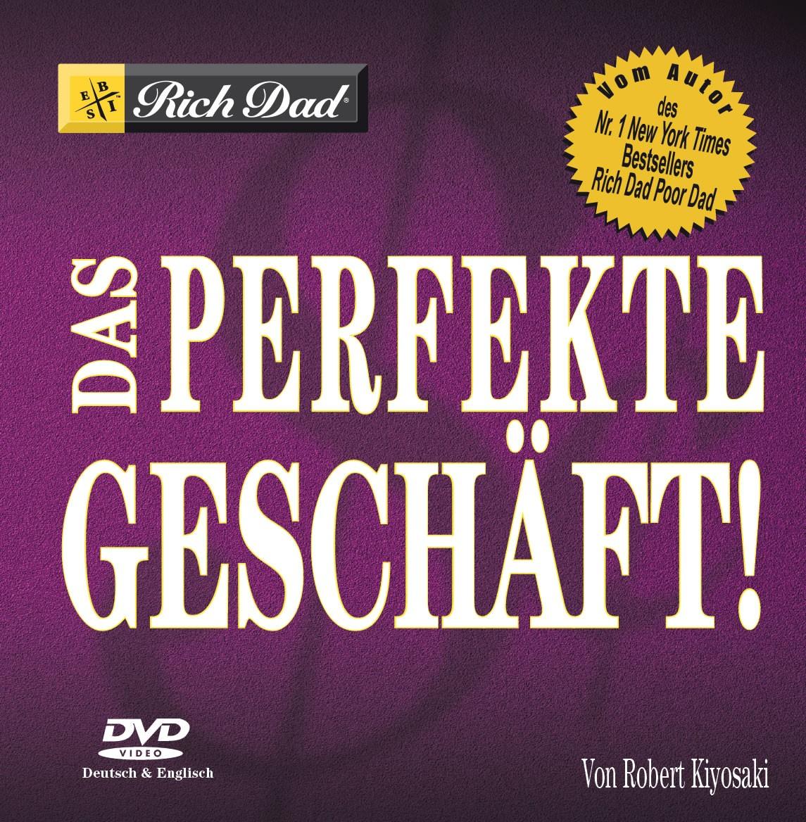 Das perfekte Geschäft - DVD