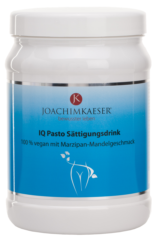 IQ Pasto Sättigungsdrink mit Marzipan-Mandelgeschmack