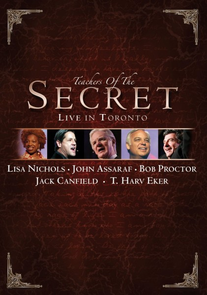 Teachers of the Secret (5 DVD's)