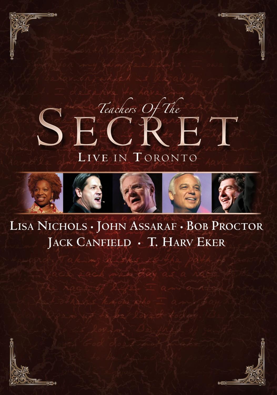 Teachers of the Secret (5 DVD's)