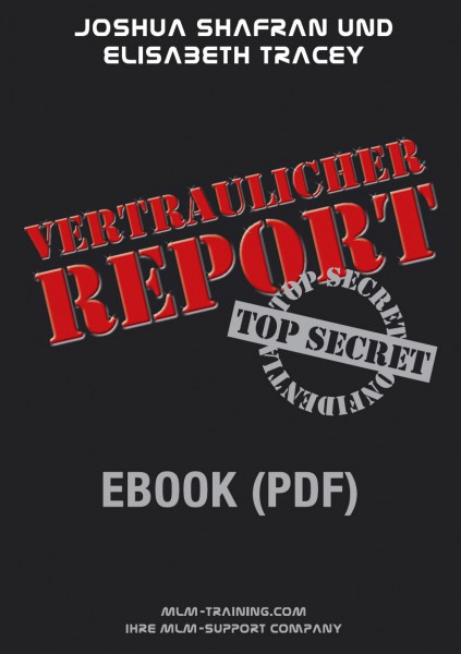 EBOOK TOP SECRET - Vertraulicher Report