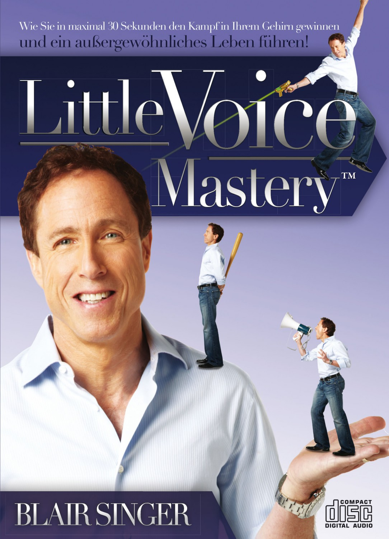 Little Voice Mastery (Audio CDs)